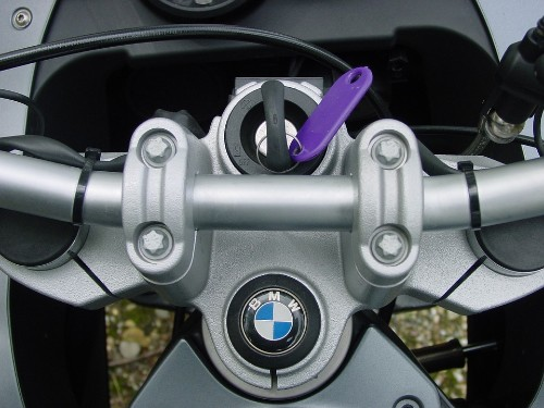 BMW Motorcycle Ignition